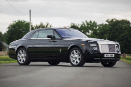 2008 Rolls-Royce Phantom VII Coupe