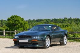 1997 Aston Martin Vantage V550 - 4,500 miles from new