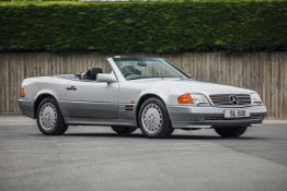 1993 Mercedes-Benz SL500 (R129) - 2,907 miles from new