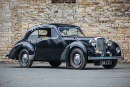 1948 Alvis Duncan 2-Door Coupe