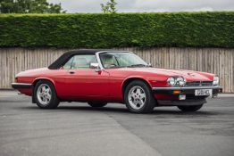 1989 Jaguar XJS HE Convertible