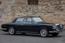 1968 Bentley T MPW Two-Door Saloon