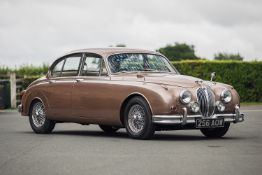 1962 Jaguar Mk2 3.8-Litre Manual/Overdrive