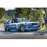 1987 BMW E30 M3 FIA Tarmac Rally Car*