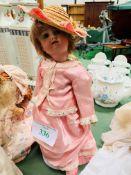 Armand Marseille 390 2/0 x 14inch girl doll