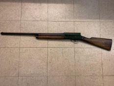 Browning 12 bore self-loading shotgun serial number 96620 2 3/4inch chamber.