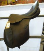 16.5ins saddle mw fit by Tower Farm - carries VAT