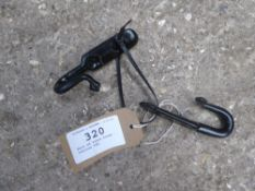 Pair of trace hooks - carries VAT
