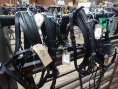 Complete set of Zilco pony harness