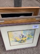 Twelve various framed and glazed prints and pictures.