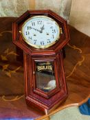 30 day regulator wall clock.