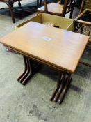 Nest of three G-plan tables.