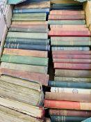 41 hardback books, mainly novels.
