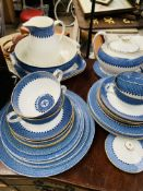 Wedgwood china part dinner service.