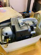 Bolex Paillard M8 projector