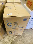 2 boxes 100 jiffy bags 5/E.