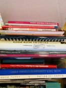 21 assorted song books.