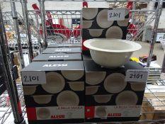 18 Alessi bowls