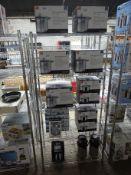 5 tier wire rack