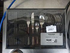 Salter 24pc cutlery set