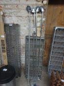 4 tier wire rack