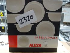 16 Alessi bowls