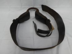 English leather anti cast roller - carries VAT