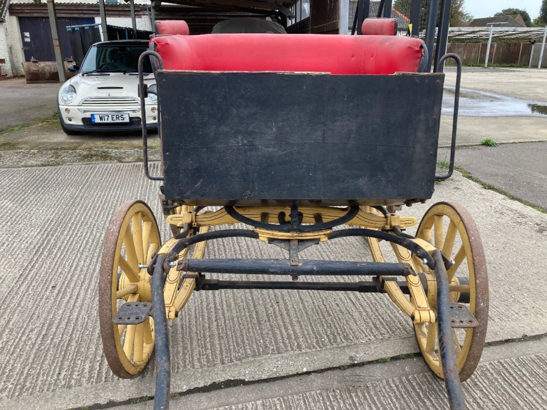 WAGONETTE built by C. Hazzote of Lubecourt to suit a single.  Lot 12 is located near Bognor Regis - Image 6 of 11