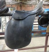 16.5ins saddle by Tower Farm, medium fit - carries VAT