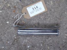 Stainless steel whip holder - carries VAT