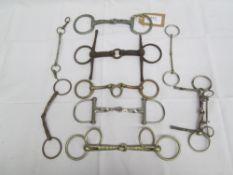 Selection of vintage bits