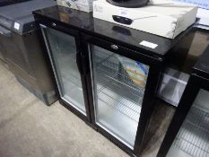 Cater-Cool CK0501LED under counter bottle fridge.