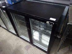 LEC BC9097K under counter bottle fridge.