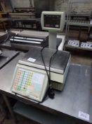Avery Berkel M0202 electronic scales.