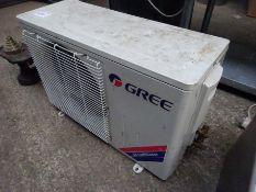 Gree air conditioner.