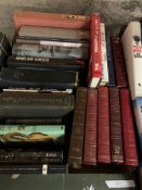 22 Reader's Digest books and Biographies and quantity of hardback novels.