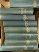17 volumes of Justice of the Peace.