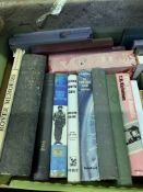 Quantity of car related books.