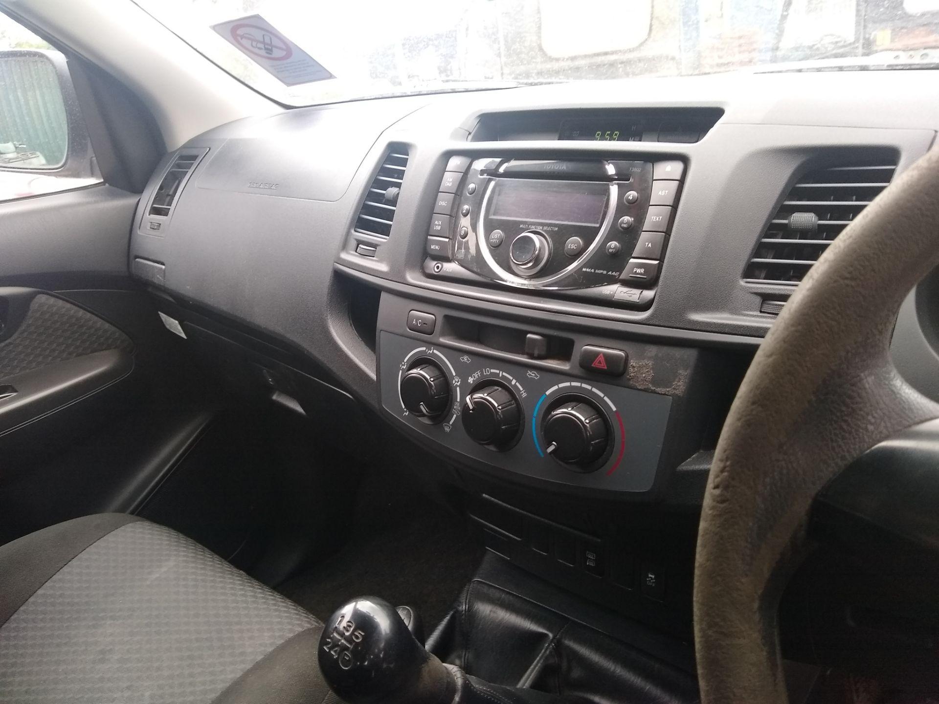 Lot 1884 - 2015 Toyota Hi-Lux Active D-4D 4x4 Double Cab Pick-up