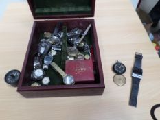 Box of watches spares or repair