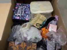 Quantity of assorted pearl necklaces, earrings and brooches including boxed Stella and Dot necklaces
