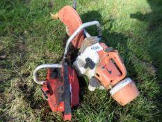 Pair of saws - 1 chainsaw & 1 stihl saw