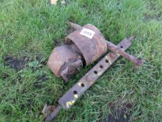 Various tractor spares