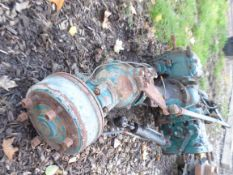 Front 4wd axle fit ex Landrover Forward Control, Mk II style