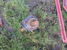 Grass topper gearbox, wo NO VAT