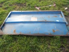 AS Marston rear door to fit 8-10T trailer