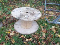 75cm diameter cable drum