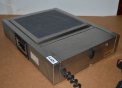 1 x RDA Professional Weight Platform Scale - CL011 - Designed For Refilling Refrigerant Cylinders,