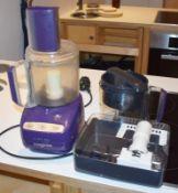 1 x Megamix Mini Plus Food Mixer With Accessories - Model 18240 - CL489 - Location: Putney,