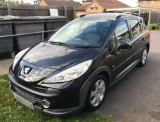 2007 Peugeot 207 1.6 HDI SW Outdoor Estate - CL505 - NO VAT ON THE HAMMER - Location: